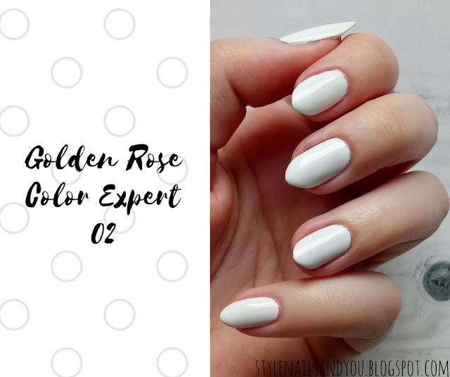 Golden Rose Color Expert 02