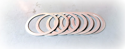 Custom/special thin shim washers made using 304 stainless steel material - engineered source is a supplier and distributor of custom/special shim washers using steel and stainless steel material - covering Santa Ana, Orange County, Los Angeles, Inland Empire, San Diego, California, United States, and Mexico