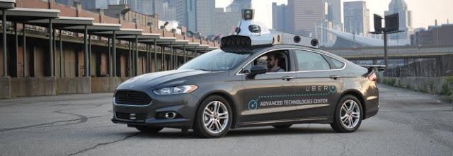 """Alphabet tenta impedir Uber de usar tecnologia """"roubada"""" de condução autônoma"""