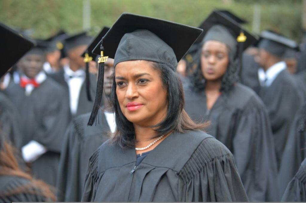 Esther Passaris Graduation Hot Photos Nude