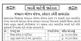 MDM Sabarkantha Recruitment 2018