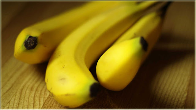 gambar buah pisang segar