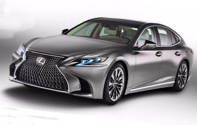 2018 Lexus Ls 500 Redesign And Price