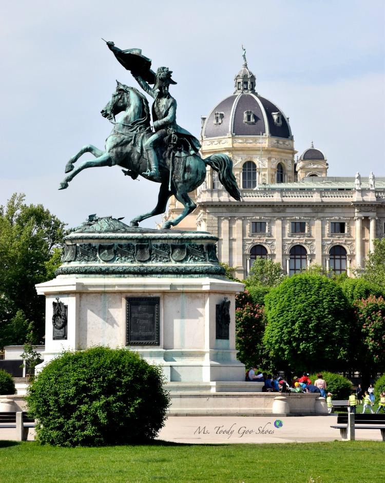 Vienna, Austria | Ms. Toody Goo Shoes