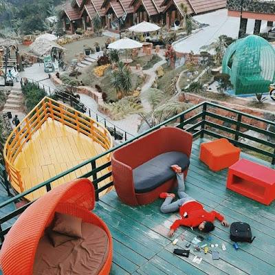 Mbah Djoe Resort tempat wisata terbaru di Magetan