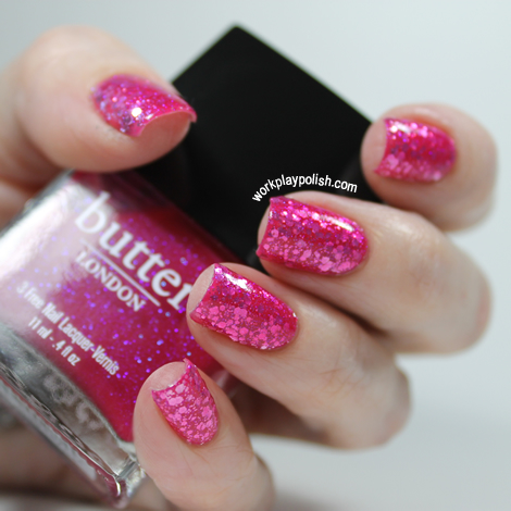 Butter London Disco Biscuit Sandwich