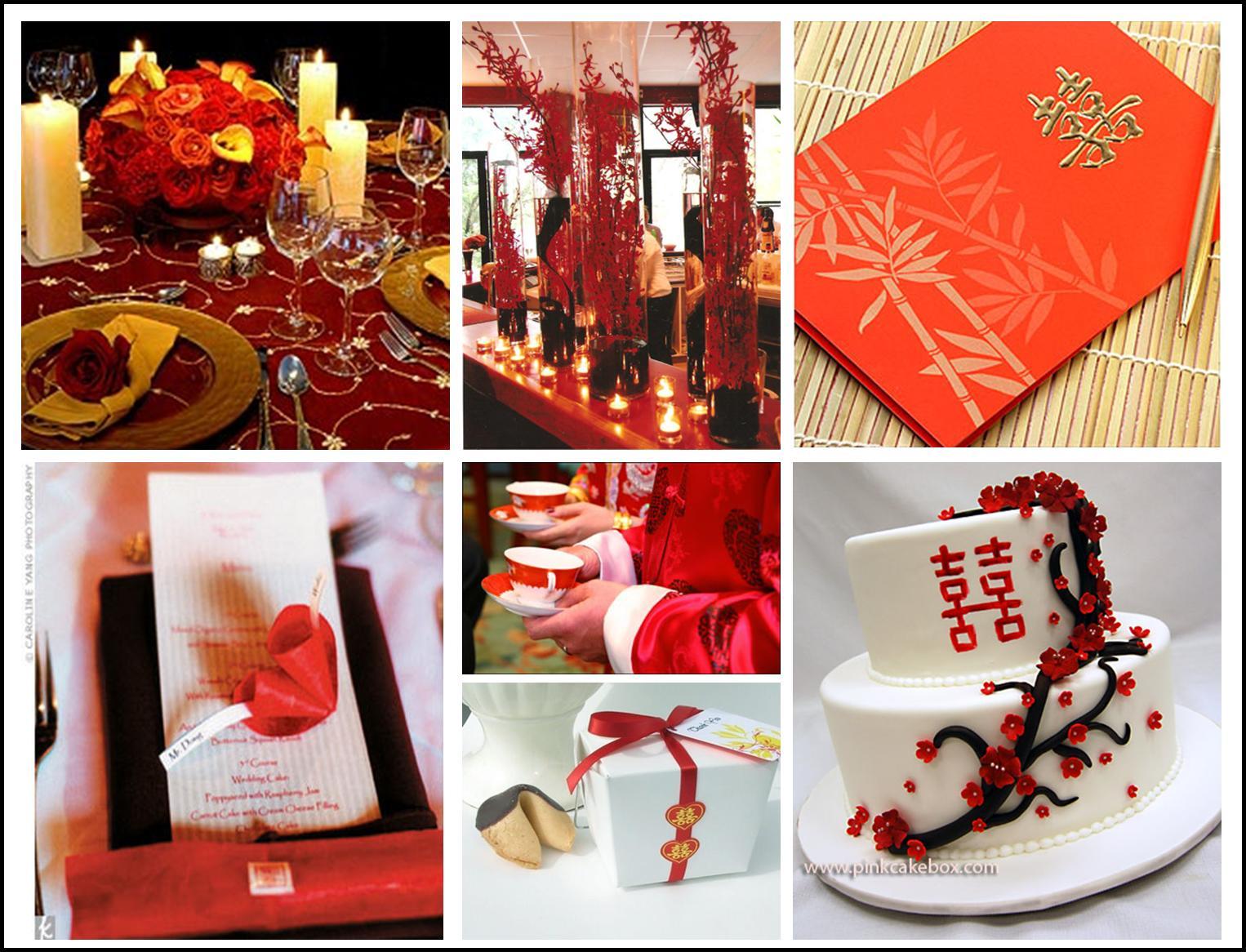 Asian Themed Wedding Centerpieces 31
