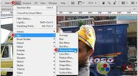 Cara Membuat Efek Blur Pada Foto