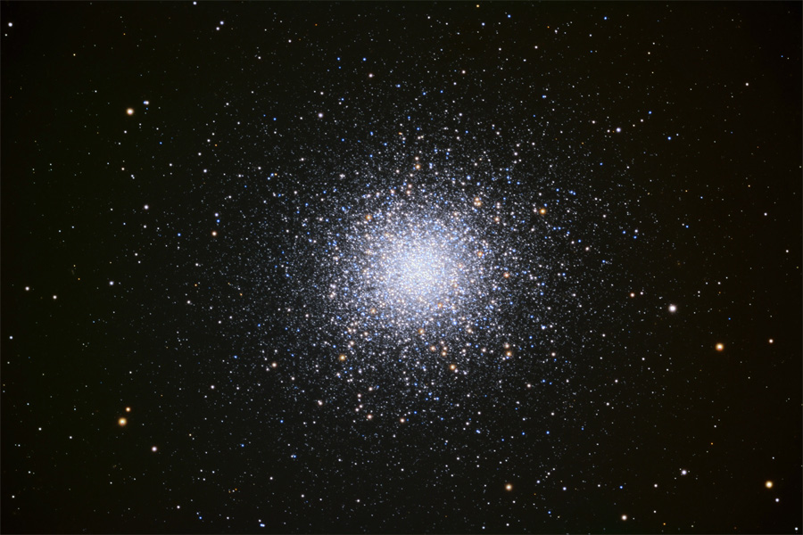 Messier 13. Hình ảnh: Adam Block/Sid Leach/Mount Lemmon SkyCenter/Đại học Arizona.