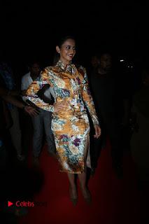 Actress Rakul Preet Singh Stills in Short Dress at Dhruva Pre Release Function  0014.JPG