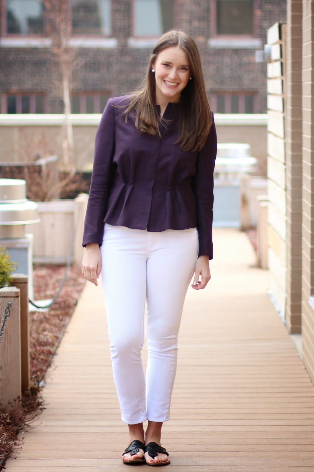 stylish outfit to wear to a baseball game