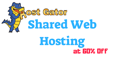 Host Gator's Shared Web Hosting at 60% Off - Host Gator