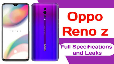 OPPO Reno Z full specifications