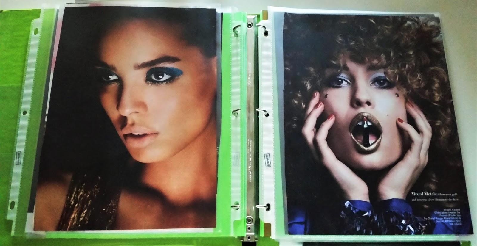 Lopez Makeup Beauty Morgue/Book