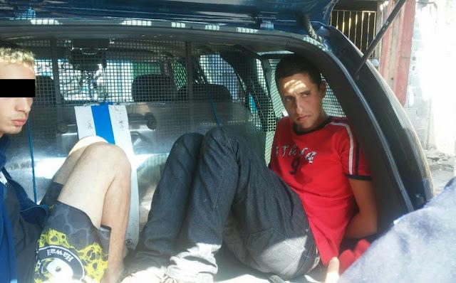 Equipe de ROMO da Guarda Civil de Santo André detém elementos com drogas na favela da Vila Aclimação