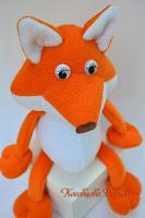 лиса игрушка, лисичка мягкая, игрушка лиса на заказ, лиса, игрушка ручной работы лисенок