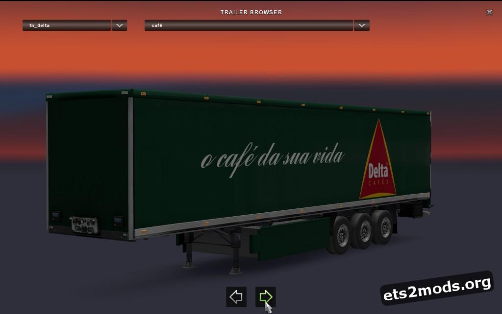 Delta Café Portugal Trailer
