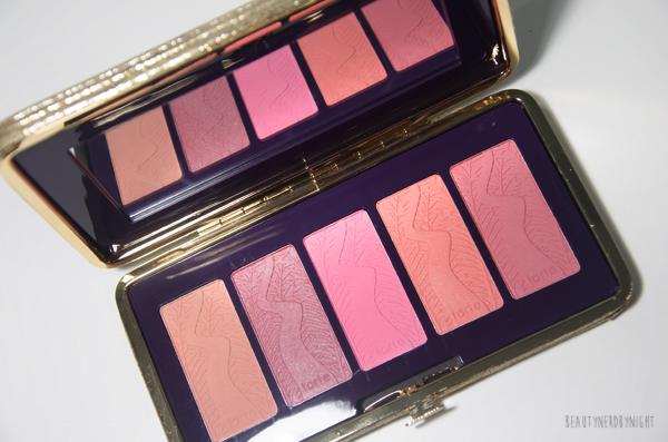 Beauty Haul | Tarte Pin Up Girl Blush Palette