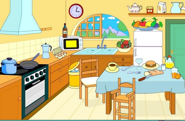 Tecnolog a en casa tecno cec primaria for Cosas para amueblar una casa