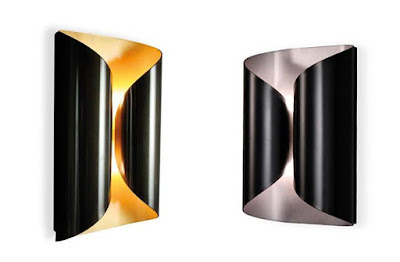 gilles and boissier ombre sconces via belle vivir blog