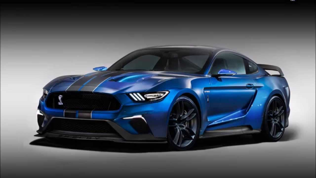 Cj So Cool Car Wallpapers Mustang Concept 2018 Motavera Com