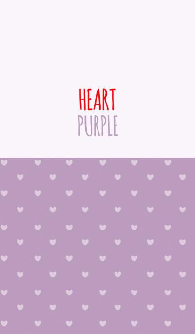 PURPLE 2 (HEART)