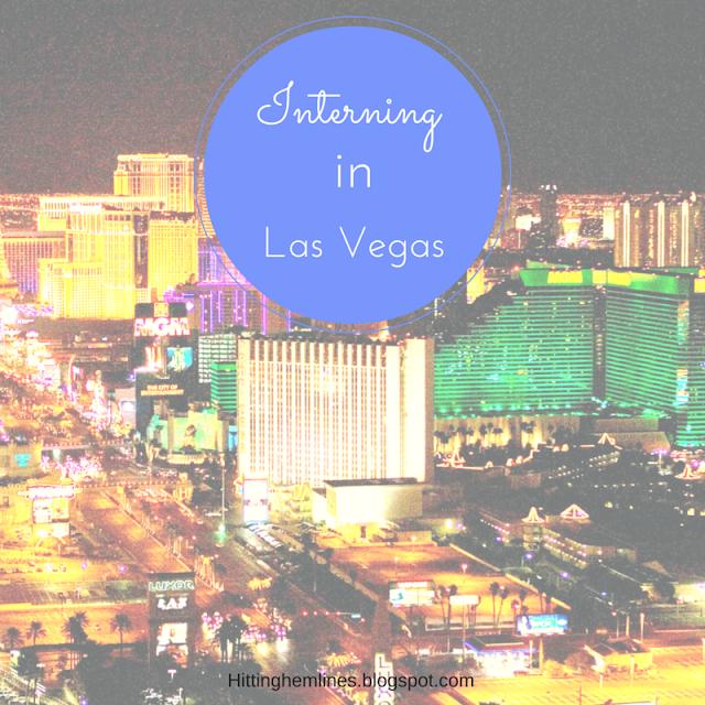 Inside A House In Los Vegas: Hitting Hemlines: A Look Inside Of A PR Internship In Las
