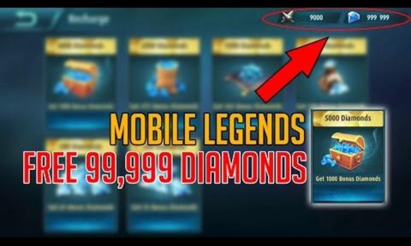 Mobile Legends Hack And Cheats For Free Diamonds And Battle