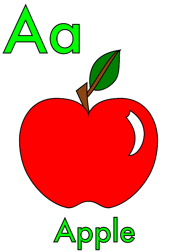 Bobbing For Apples » Coloring Pages » Surfnetkids | 839x631