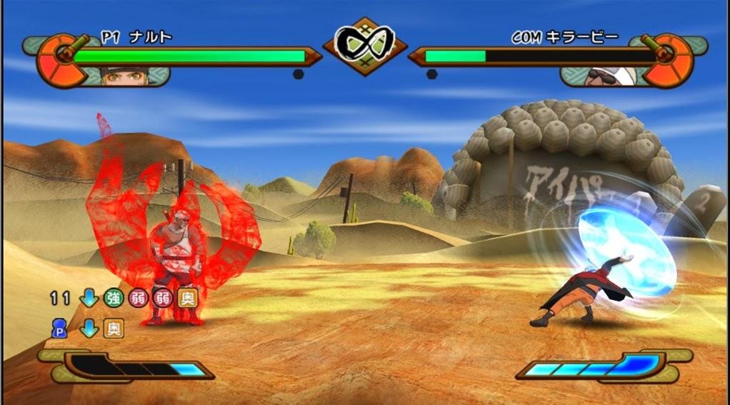 Download Naruto Shippuden Ultimate Ninja 5 Full Pc Game | My