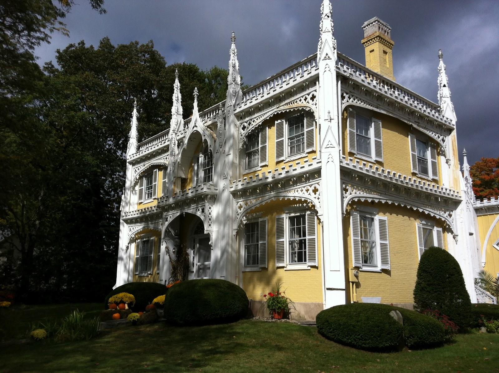 Wedding Cake House Of Kennebunk Ancestryink