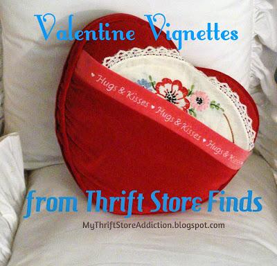 Valentine vignettes