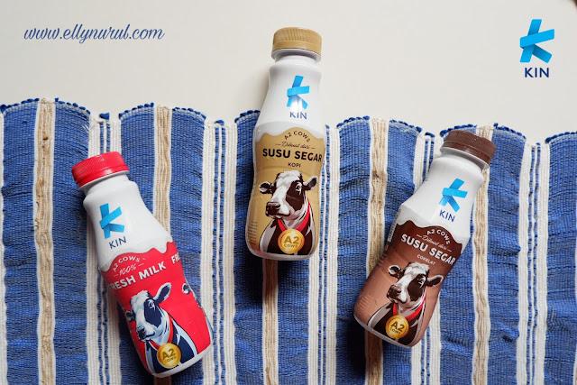 kin fresh milk susu berkualitas dari sapi teratas