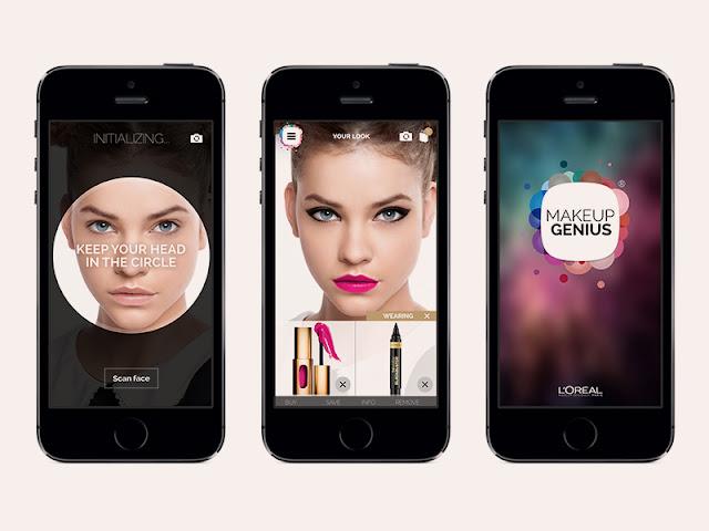 makeup genius l'oréal