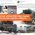 AMARGOSA: MORADORES RECLAMAM DO DESCASO NA LIMPEZA PÚBLICA, POR MEIO DE REDES SOCIAIS