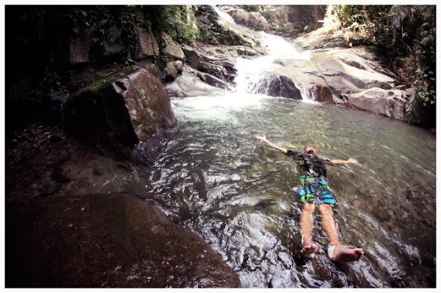 Hangdhamin Traveller Hidden Waterfall Air Terjun Lepoh