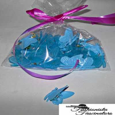 blue butterfly hair clips Nairobi Kenya