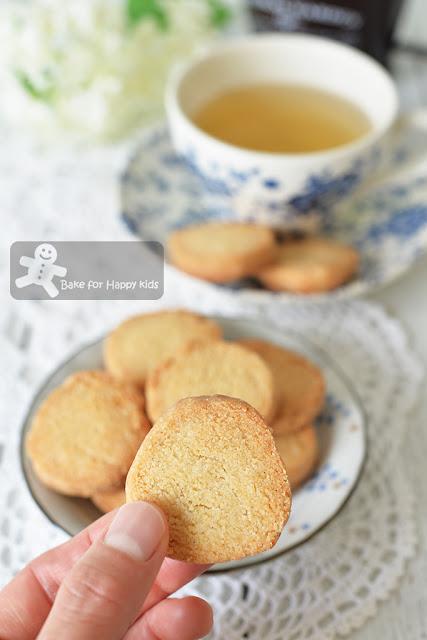gluten free flourless almond cookies