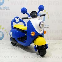Motor Mainan Aki Pliko PK8500N - Blue