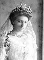 Princess Alice of Battenberg, later Princess Andrew of Greece and Denmark