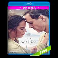 La luz entre los océanos (2016) BRRip 720p Audio Dual Latino-Ingles