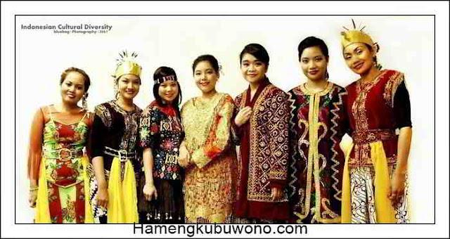 Indonesia Culture Diversity dalam Indonesia dimata dunia