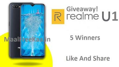 RealMe U1 free