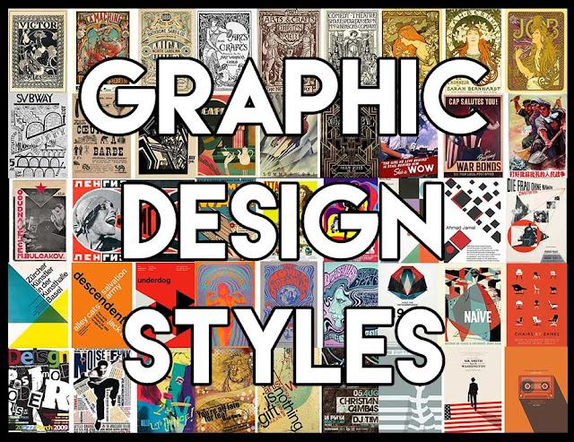 Graphic Design Styles | OnlineDesignTeacher