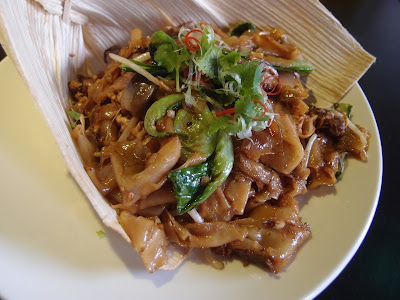 Oyster Char Kway Teow