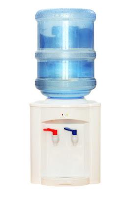 Bottle top watercooler