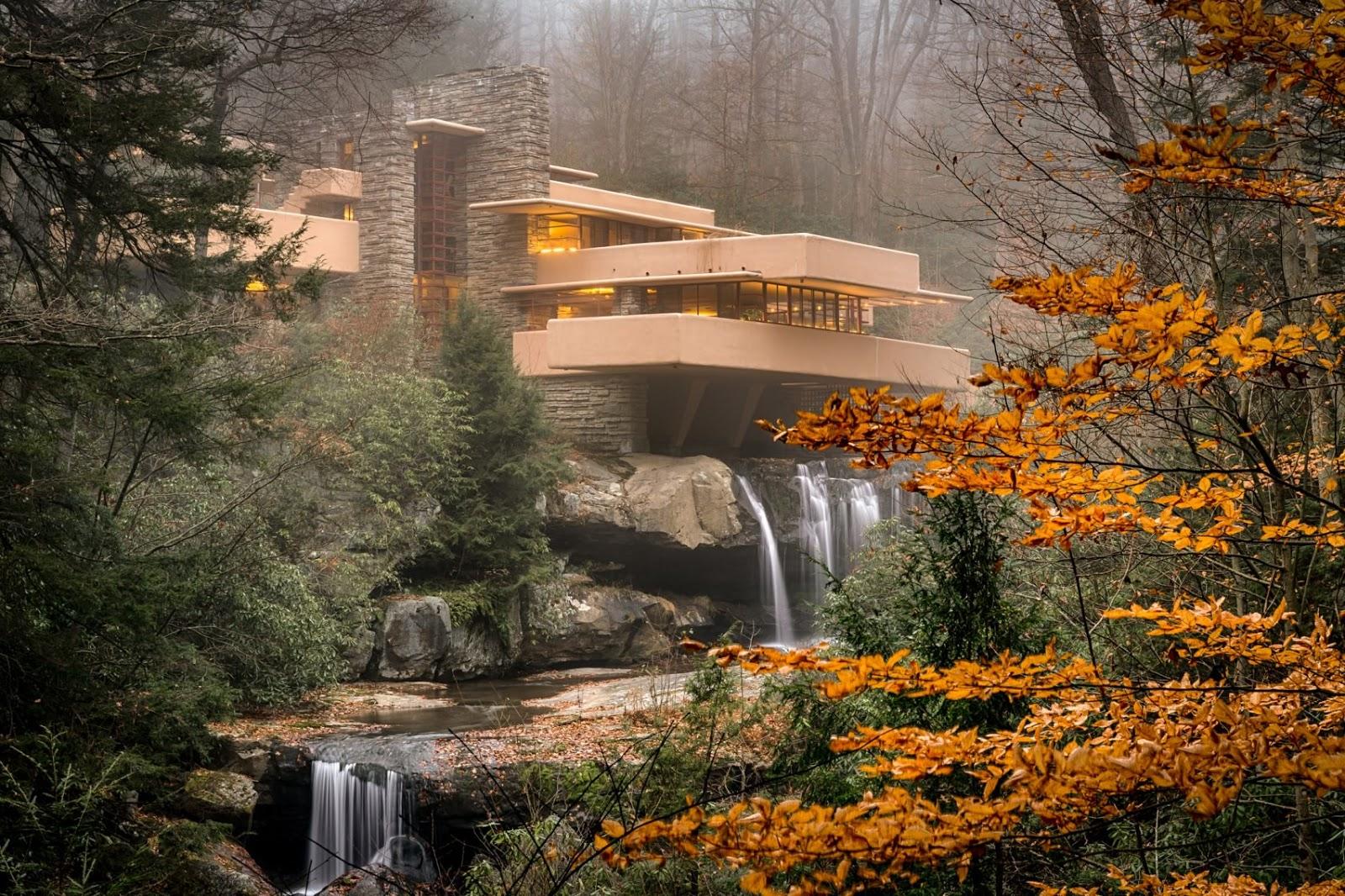 byelisabethnl architecture frank lloyd wright integrated