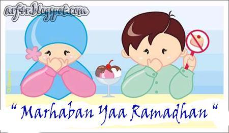 Hal Yang Dapat Membatalkan Puasa Ramadhan