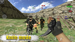 Special Forces Group 2 Modded Apk