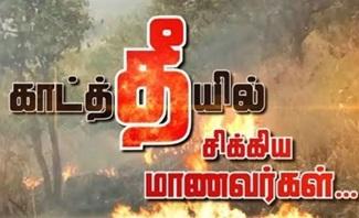 Fire Accident 11-03-2018 Puthiya Thalaimurai Tv